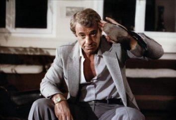 El actor Jean-Paul Belmondo: filmografía, mejores películas