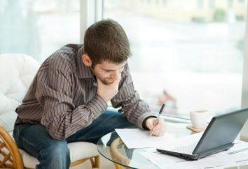 Jak napisać wprowadzenie pracy oczywiście: proste do kompleksu
