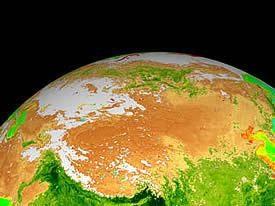 L'influenza della biosfera sull'uomo e sull'uomo sulla biosfera