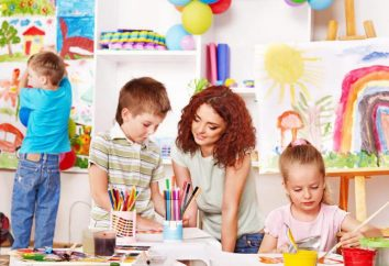 Legge: che età stanno prendendo dalla scuola dell'infanzia. A che età dovrebbe prendere dalla scuola dell'infanzia a Mosca