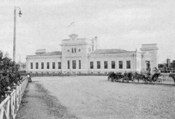 Stazione Savelovsky: come guidare? Stazione Savelovsky Storia