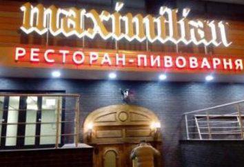 "Restauracja ""Maximilian"" w Nizhny Novgorod"