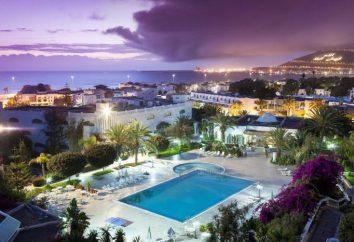 Hotel Blue Sea Le Tivoli 4 * (Agadir, Marruecos): opiniones, descripciones, números y comentarios