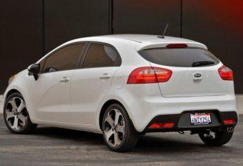 """KIA Rio Hatchback – stylowy """"koreański"""" z rosyjskim pobytowego"""