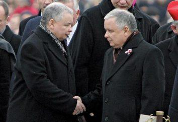Jaroslaw Kaczynski, politico polacco: biografia, famiglia, attività politica, fatti interessanti
