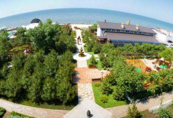 Reste à Berdyansk. Centres de loisirs et services