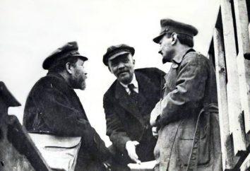 """""""Tesi di Aprile"""" di Lenin – un corso verso una rivoluzione socialista"""