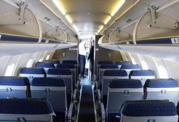 CRJ-200 – samoloty pasażerskie linie lotnicze
