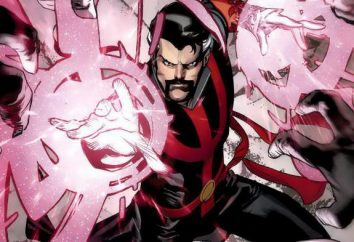 Doctor Strange (Marvel Comics): Beschreibung, Geschichte, interessante Fakten