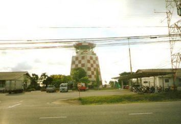 U-Thapao, aeroporto internazionale (Pattaya, Thailandia): servizi all'aeroporto, come arrivare alle località