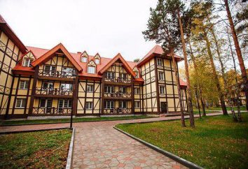 """Sanatorium """"Inga"""" in Zavodoukovsk: recensioni di cura e di riposo"""