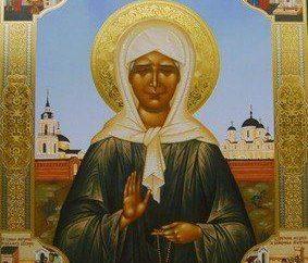 Matrona Moskovskaya: modlitwa o małżeństwo jest przekazywana z ust do ust