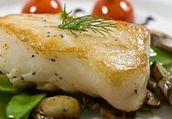 Was für einen köstlichen Fisch Seebarsch!