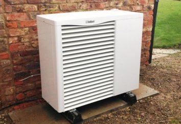 Aria fonte pompa di calore: la descrizione, principio di funzionamento. Pompa di calore aria per la casa con le proprie mani (recensioni)