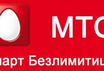 """MTS tarifaires """"Smart Bezlimitische"""": description, prix et commentaires"""