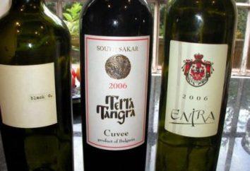 Najlepsze bułgarskie wina – przegląd