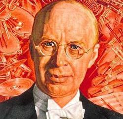 Biographie de Prokofiev Sergey Sergeevich