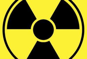 la sécurité radiologique – protection contre les rayonnements ionisants