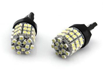 SMD-LED: historia i główne cechy