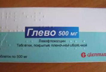 """Antybiotyk """"Glevo"""": recenzje lekarzy"""