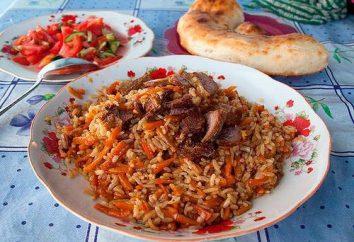 Mięso kazach. Odsłonięcie tajniki gotowania