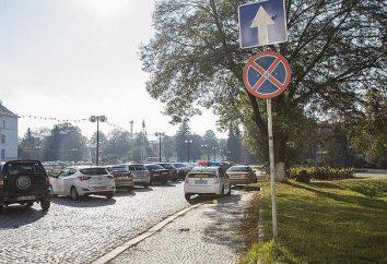 Arresto e parcheggio (SDA). Arresto e parcheggio di veicoli