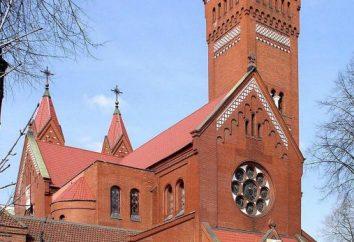 Eglise de Saint-Simon et Sainte-Hélène: jalons historiques
