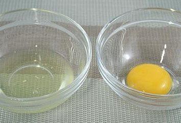 salone di Casa Prodotti di bellezza: maschera facciale dalle uova
