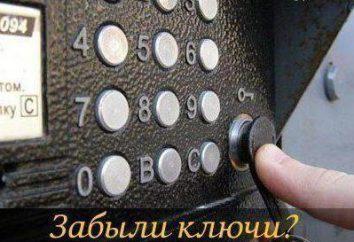 """Intercom """"factorial"""": cómo abrir sin una llave? de código abierto"""
