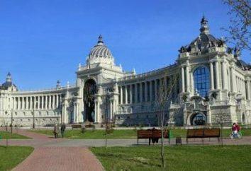 Kazan. Palácio agricultores – a pérola do Tatarstan