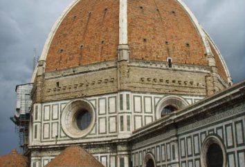 Cathédrale de Santa Maria del Fiore à Florence: photo, architecte, intérieur