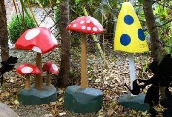 Artikel aus Schaumstoff – Kreativität im Gartenbereich
