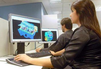 System CAD: stworzenie uniwersalnego, skład i strukturę