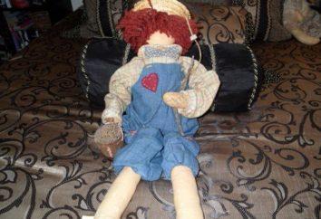 histoire Grenier de poupée et une classe de maître faisant