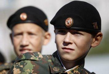 Cadet – w … Szkoła Kadetów. Korpusu kadetów