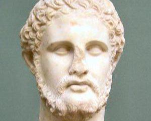 Filipp Makedonsky: razão biografia Philip II de sucessos militares Macedon