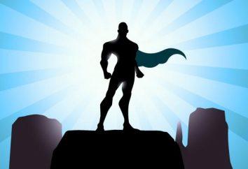 El superhéroe más fuerte. Top 10 caracteres