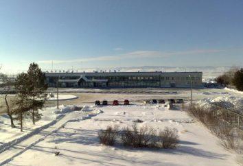 Aeropuerto magnitogorsk: historia, servicios, contactos