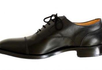 Zapatos de hombres clásica deben estar en el armario de un hombre de éxito