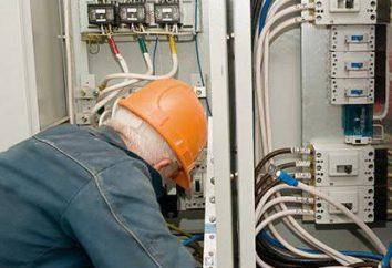 sistemas de baja tensión ingeniero: la formación, la descripción del trabajo