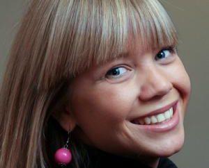 Rosyjska prezenterka telewizyjna i aktorka Alla Mikheeva