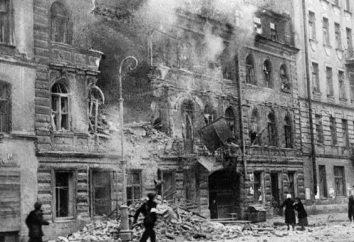 Brechen Sie die Belagerung von Leningrad im Januar 1943: die historischen Fakten
