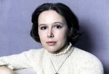 Evgenia Simonova: filmografia i życie osobiste