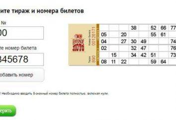 """Jak sprawdzić swój bilet? """"Rosyjski lotto"""" – sposoby testowania"""