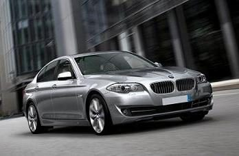 Die erste Bekanntschaft mit dem BMW 530