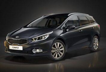 """Specyfikacje """"KIA Sid"""" (Kia Ceed). Wagon i hatchback, ceny i wyposażenie"""