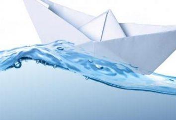 Wie man ein Papierboot für das Spiel machen