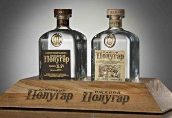 offerta di vini. Ciò che è diverso dalla vodka di vino pane? vino pane in casa