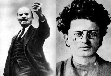 Lev Davidovich Trotsky (Leiba Bronstein): biografía, la actividad política
