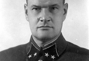 Major Général de l'Armée rouge Fodor Ivanovitch Truhin: biographie, propose des activités et des faits intéressants
